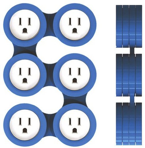 Movable power strip, or puzzle game?