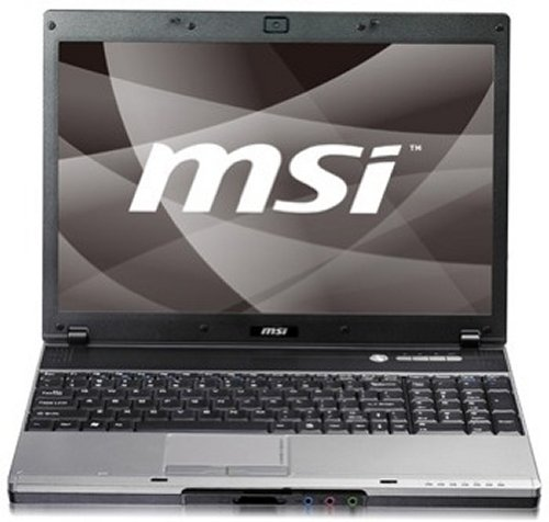 MSI announces VX600 15.4-inch notebook