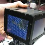 gCubik: A 3D TV in a cube