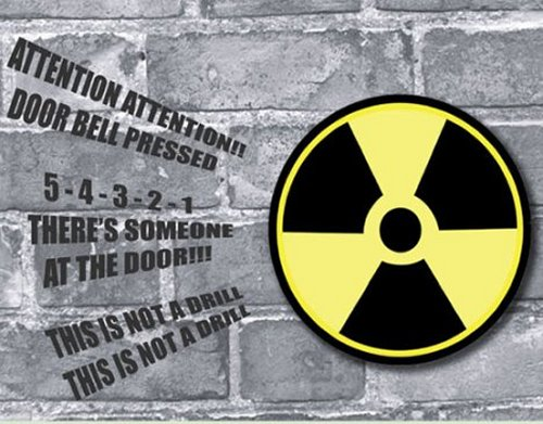 Nuclear Doorbell could get annoying