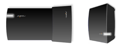 Rocstor External HDD