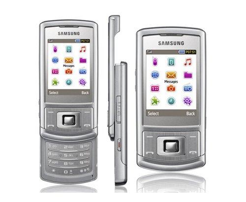 Samsung GT-S3500 slider