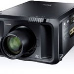 Sanyo shows off new pro PDG-DHT100L projector