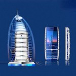 SBMP-N90 phone inspired by Dubai buildings