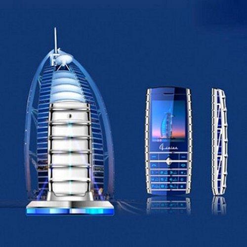 SBMP-N90 phone inspired by Dubai buildings