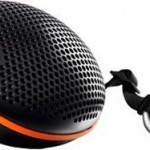 Sony Ericsson intros round cellphone speaker