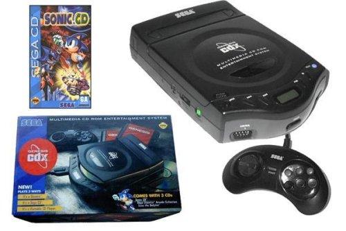 Sega CDX