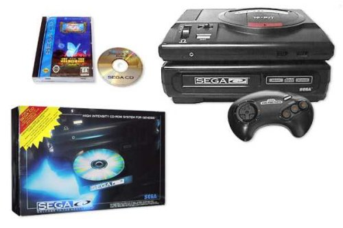 Sega CD for Genesis