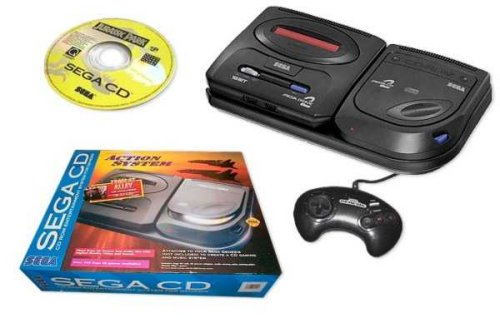 Sega CD for Genesis 2