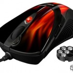 Sharkoon Rush FireGlider: The flame-painted hot rod of gaming mice