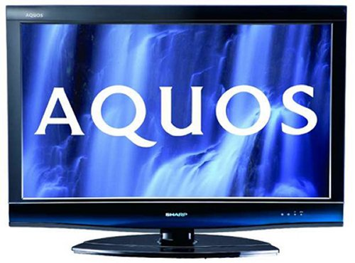 sharp aquos dh77 full hd lcd tv series. Black Bedroom Furniture Sets. Home Design Ideas
