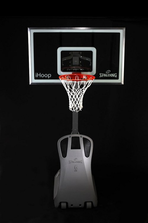 Spaulding iHoop Basketball hoop