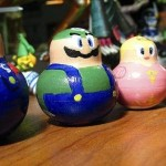 Super Mario Bros Matryoshka dolls