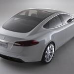 Tesla unveils Model S electric family car