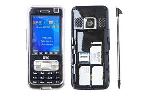 Triple SIM Phone shows up
