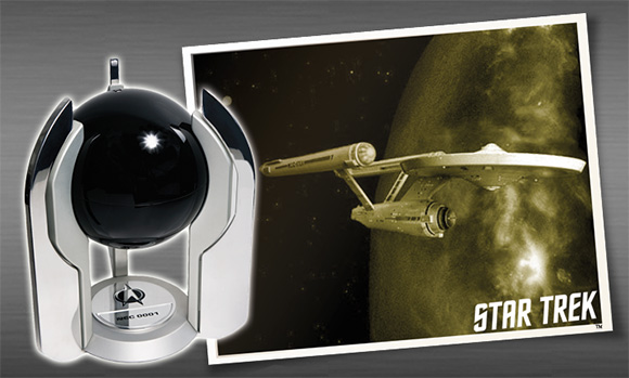 Star Trek line of Urns and Caskets
