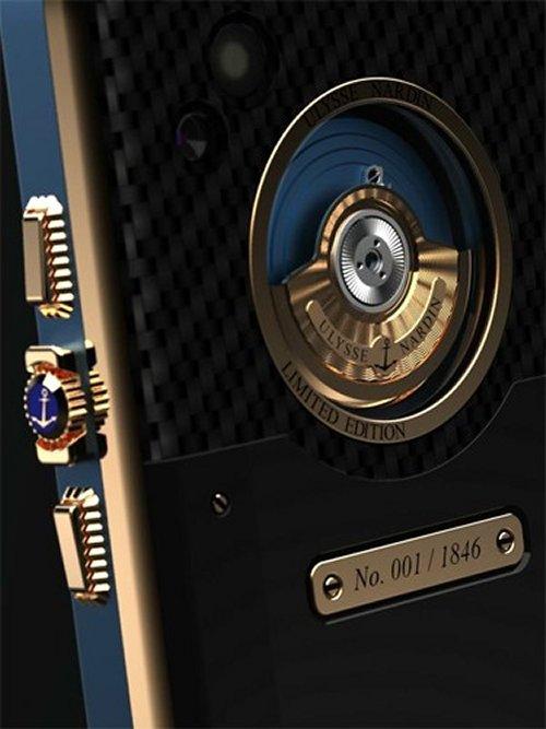 Ulysse Nardin hybrid smart phone