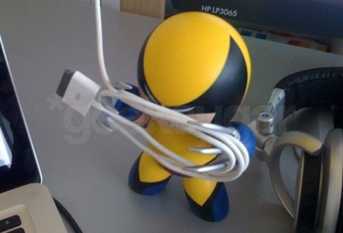 Wolverine cable holder