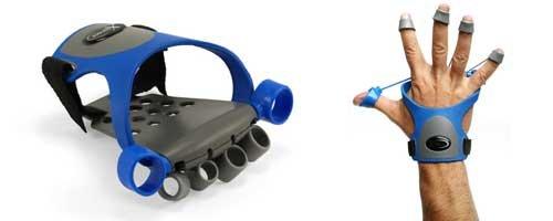 Xtensor hand exerciser for gamers