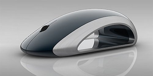 Zero Mouse makes mousing feel more like ironing
