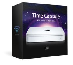 Image of 2 TB Time Capsule box?