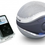 Aqua Sounder provides music for the pool party