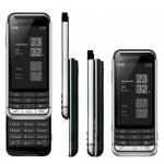 AU KDDI iida G9 phone