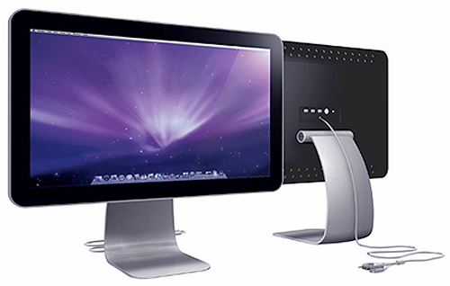 First non-Apple monitors to feature Mini Display Port announced