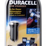 Duracell announces USB car charger