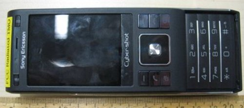 Sony Ericsson CS8 passes FCC