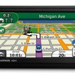 Garmin shows off thin nuvi 1490T GPS device