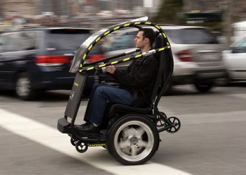 GM and Segway working on two-wheeler P.U.M.A. project