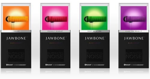 Aliph Jawbone Prime arrives in candy colors