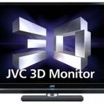 JVC intros 46 inch 3D LCD
