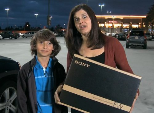 New Laptop Hunters ad: Kid chooses Vaio over a Mac