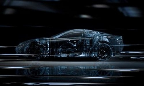 Transparent Lexus makes you feel naked behind the wheel