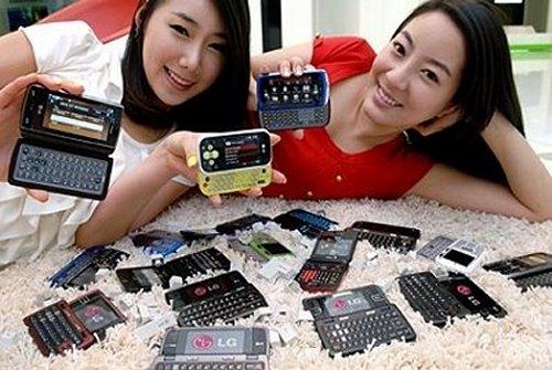 LG: 20 million QWERTY phones sold worldwide