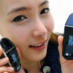 LG releases MP3 player and USB drive with touch-interface
