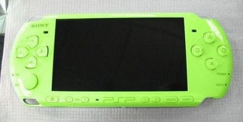 Lime green PSP coming?
