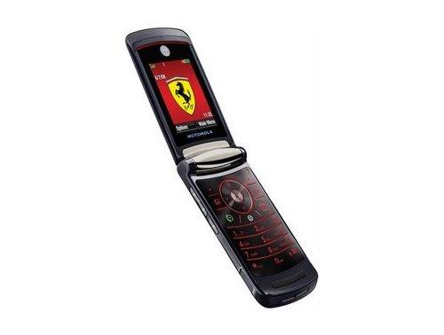 MOTORAZR2 V9 Ferrari special edition for Malaysia