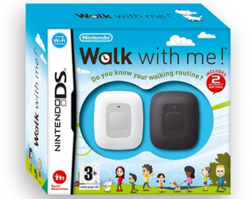 Personal Trainer: Walking for Nintendo DSi