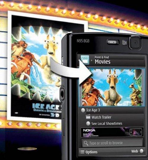 Nokia Point & Find beta service
