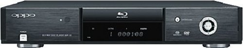 Oppo Digital BDP-83 Blu-ray player