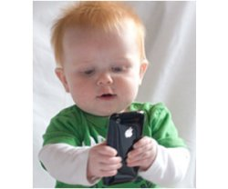 iPhone apps for babies