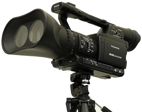 Panasonic to develop 1080p twin-lens P2 camcorder for 3D captures