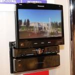 Panasonic's in-dash Blu-ray players