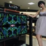 Samsung's latest 240Hz LED TVs