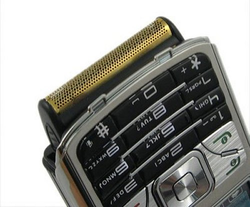 Shaver/Phone