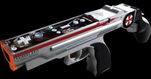 Resident Evil Umbrella Chronicles Shot Blaster