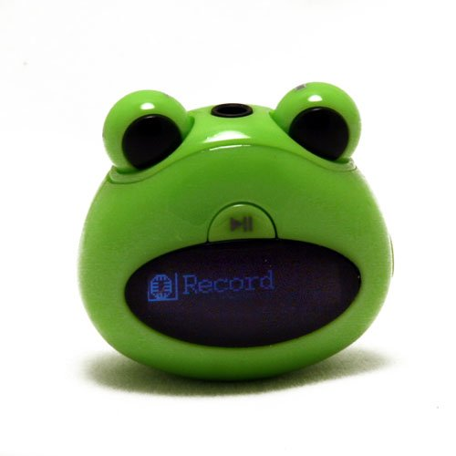 Ribbit MP3 player from Toys R Us